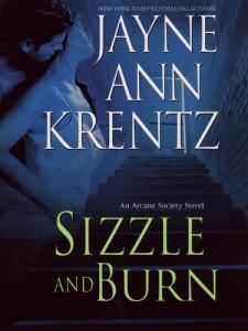 Sizzle and Burn JAK