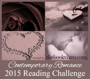 Contemporary Romance 2015 Reading Challenge