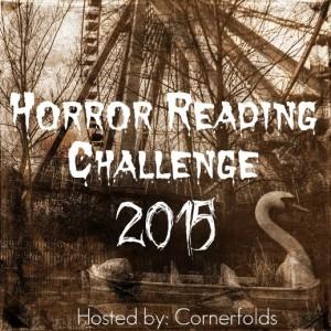 Horror Reading Challenge 2015