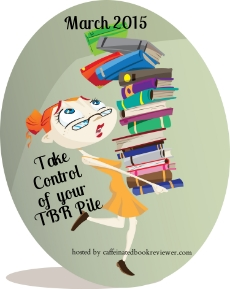I Vow To ~ Take Control of My TBR Pile!