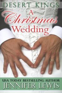 A Christmas Wedding Desert Kings