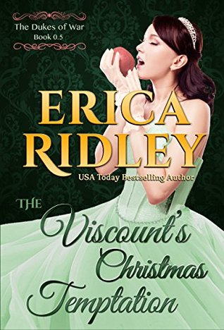 The Viscount's Christmas Temptation