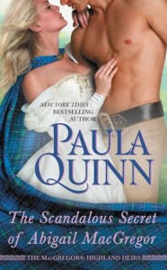 The Scandalous Secret of Abigail MacGregor