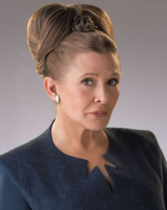 Farewell To A Princess and An Amazing Actress – Carrie Fisher
