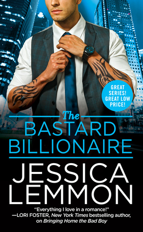 The Bastard Billionaire by Jessica Lemmon