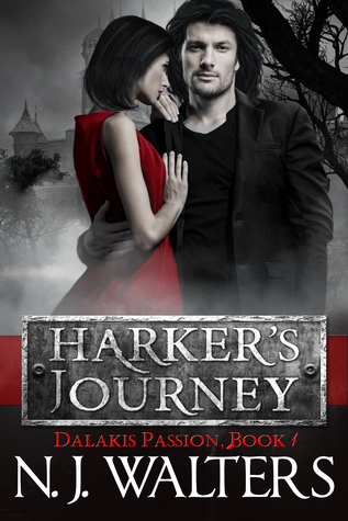 Harker's Journey by N. J. Walters