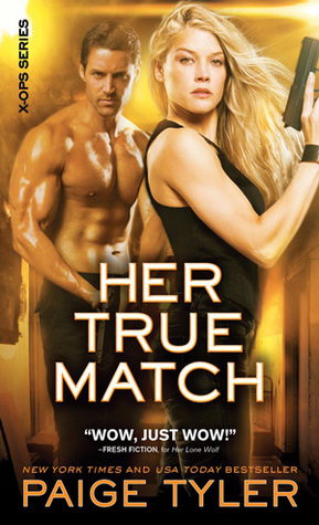Her True Match by Paige Tyler