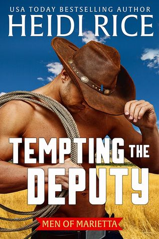 Tempting the Deputy by Heidi Rice