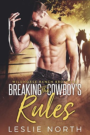 Breaking The Cowboy's Rules by Leslie North