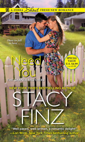 Need You by Stacy Finz