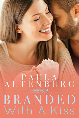 Branded with a Kiss by Paula Altenburg