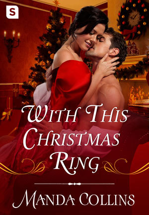 With This Christmas Ring by Manda Collins