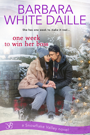One Week to Win Her Boss by Barbara White Daille