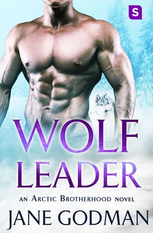 Wolf Leader by Jane Godman