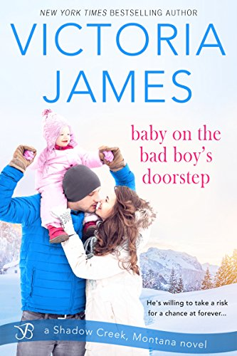 Baby on the Bad Boy's Doorstep by Victoria James