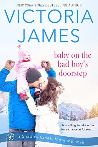 Baby on the Bad Boy's Doorstep by Victoria James
